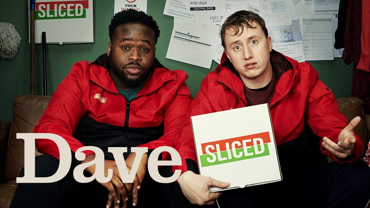 sliced tv show